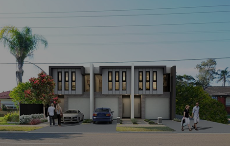 PURCHASE IN A COMPLETED PROJECT OR LAND RELEASE